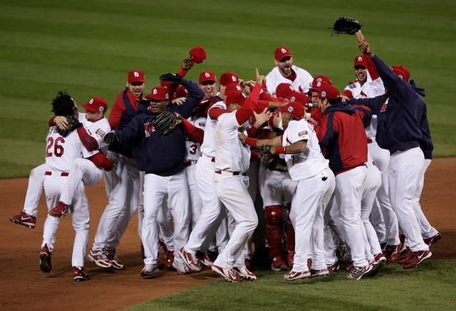 World Series Game 5: Detroit Tigers v St. Louis Cardinals