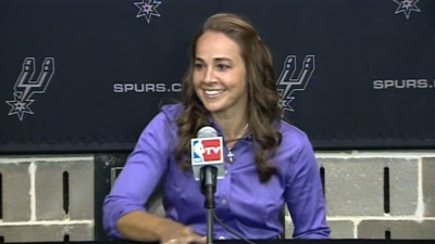 Becky Hammon becomes assistant coach, San Antonio Spurs
