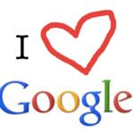 I Heart Google